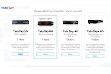 Tata Sky-এর নতুন কানেকশন কিনবেন ? দেখে নিন সেট টপ বক্সের সেরা কয়েকটি অপশ