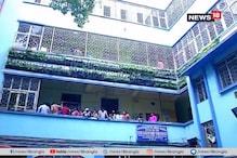 ডেন্টাল কলেজে ভারটিক্যাল গার্ডেন, শতাব্দীপ্রাচীন হাসপাতালে ঝুলন্ত বাগান