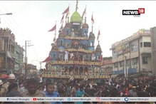 রথযাত্রার উৎসবে মেতেছে মহিষাদল, দর্শনার্থীদের ভিড়ে তীর্থক্ষেত্র এলাকা