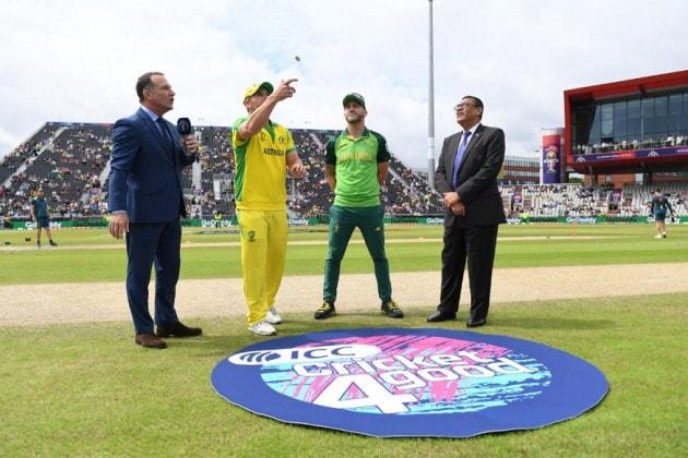 Australia vs South Africa CWC 2019: ম্যাঞ্চেস্টারে টস জিতে প্রথমে ব্যাটিংয়ের সিদ্ধান্ত দক্ষিণ আফ্রিকার