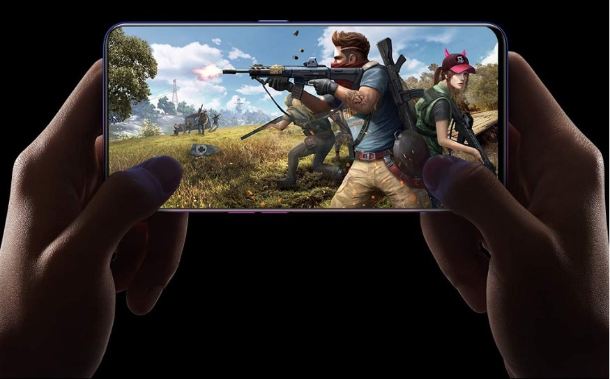 ফোনের ভিতরে রয়েছে Snapdragon 710 চিপসেট, 8GB পর্যন্ত RAM আর 256GB পর্যন্ত স্টোরেজ। ভালো গেমিং পারফর্মেন্সের জন্য থাকছে GameBoost 2.0।