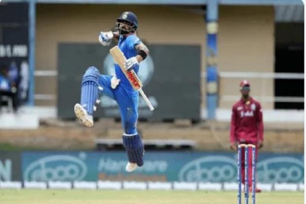 Ind vs WI : আসরে নামল বৃষ্টি , থমকে গেল 2nd ODI
