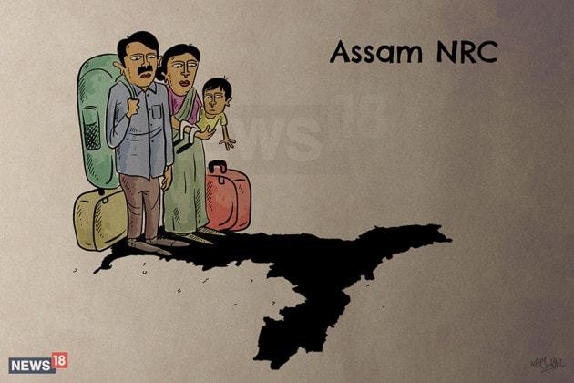 Assam NRC: চূড়ান্ত এনআরসি-তে বাদ ১৯ লক্ষের বেশি, সরকারি ওয়েবসাইট ক্র্যাশ করল
