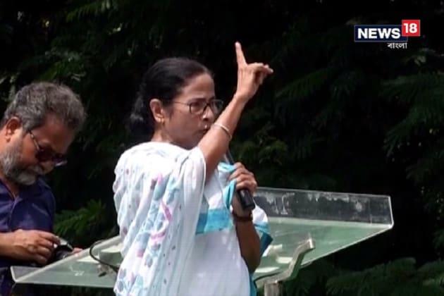 'আমি বেঁচে থাকতে বাংলায় কেউ NRC চালু করতে পারবে না', মমতার চরম হুঁশিয়ারি
