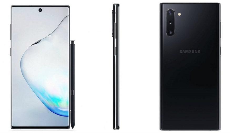 দুটি ভেরিয়েন্টে লঞ্চ হয়েছে Galaxy Note 10+, 12GB RAM-এর সঙ্গে থাকবে 256GB স্টোরেজ আর  512GB স্টোরেজ অপশন।