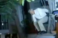 পাঁচিল টপকে চিদম্বরমের বাড়ির ভিতর প্রবেশ করলেন সিবিআই আধিকারিক