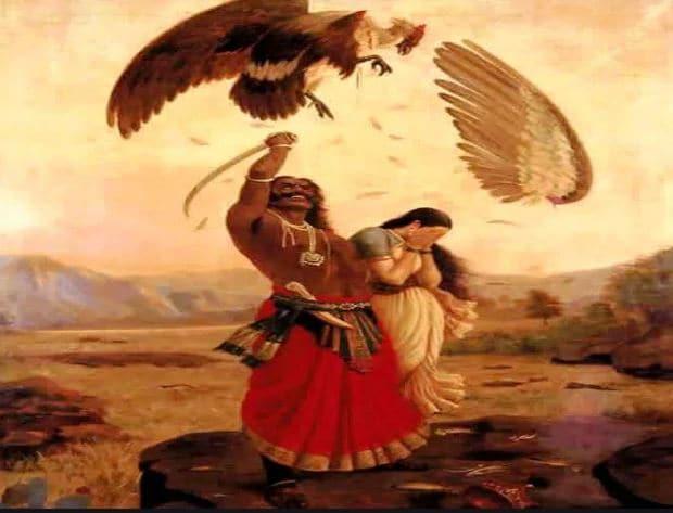 কদিন আগেই বিজেপি সাংসদ রাজকুমারী দিয়া কুমারী দাবি করেছিলেন, তাঁরাই রামের বংশধর। আর এবার আবির্ভাব ঘটল জটায়ুর।