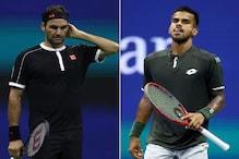 US Open 2019: আবির্ভাবেই চমক ! ফেডেরারকে প্রথম সেটে হারিয়ে চমকে দিলেন সুমিত