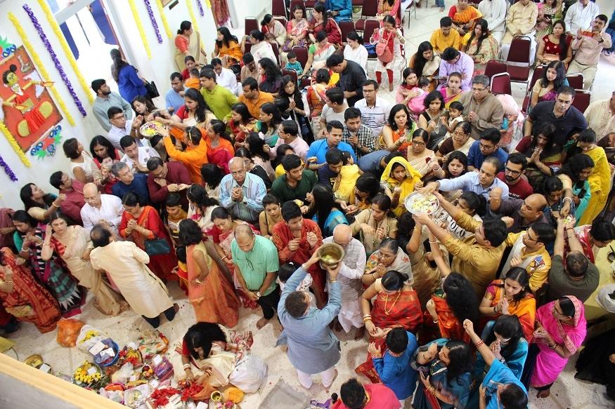 ষষ্ঠীতে নয়, পঞ্চমীতেই কুয়ালা লামপুরের অভিযান রিক্রিয়েশন ক্লাবে দেবীদুর্গার বোধন।