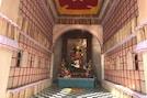 Durga Puja 360°: সল্টলেকের এ ই ব্লকের পুজো, এক ক্লিকে দেখুন পুরো মণ্ডপ