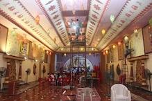 মুম্বইয়ে উঠে এল এক টুকরো রাজস্থান! চোখ ধাঁধানো মন্ডপ সজ্জায় কল্লোল দুর্গোৎসব