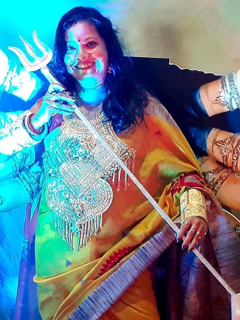 জয়শ্রী হালদার, মুম্বই