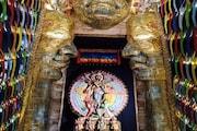 Durga Puja 360°: দমদম তরুণ দলের পুজো