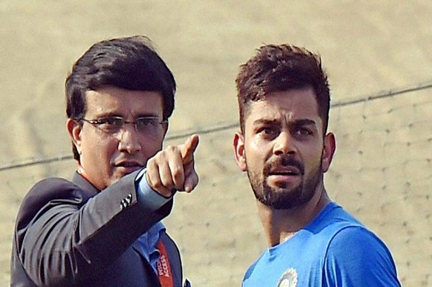 বিরাট কোহলি চমকে যাবেন , পাশাপাশি দারুম খুশি হবেন , ভারত বনাম বাংলাদেশ টেস্টের আগে এমনটাই বলেছেন BCCI প্রেসিডেন্ট সৌরভ গঙ্গোপাধ্যায় ৷ Photo- PTI