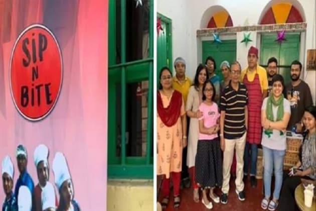 মানসিক ভারসাম্যহীনরাই চালাচ্ছেন ক্যাফে, পরিবেশন-বিলিং-আপ্যায়ন সবই করছে হাসিমুখে