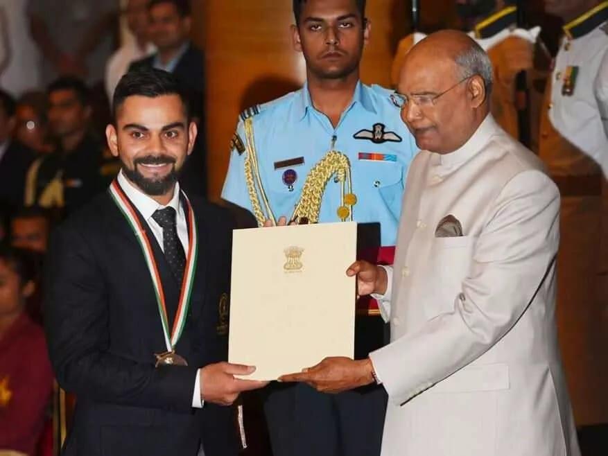 ২০১৮ সালে ভারতীয় খেলার সর্বোচ্চ সম্মান রাজীব গান্ধী খেলরত্ন পুরস্কার পান তিনি ৷ Photo- File