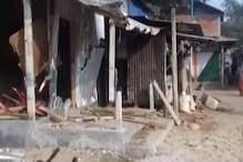 কোচবিহারের শীতলকুচিতে অশান্তি, বিজেপি পার্টি অফিসে ভাঙচুর-বোমাবাজি