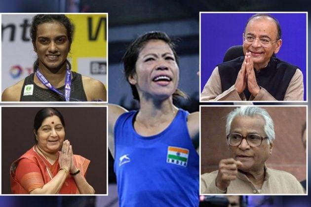 Padma Awards 2020: মেরি কম-সুষমা-জেটলি-জর্জ পদ্মবিভূষণ, পদ্ম সম্মান বাংলার চিকিত্সককেও