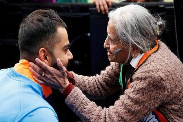 প্রয়াত ভারতীয় ক্রিকেটের 'সুপারফ্যান' চারুলতা প্যাটেল