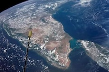 মহাকাশ থেকে কেমন লাগে ভারতের দিন-রাত? ছবি পোস্ট করল NASA