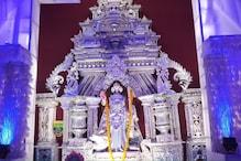 নজর কাড়ল পটাশপুর, রুপোর সরস্বতী ঘিরে উত্তেজনা তুঙ্গে