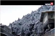সিকিমের লাচুং-লাচেনে ফের তুষারপাত, বরফে বন্ধ রাস্তা