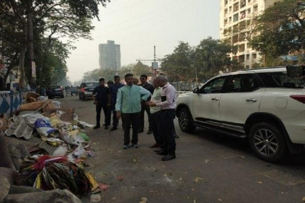'ছিঃ, কত জঞ্জাল!' দুষলেন রেলকে, শহরের অবস্থা দেখে অবাক খোদ কলকাতার মেয়র!