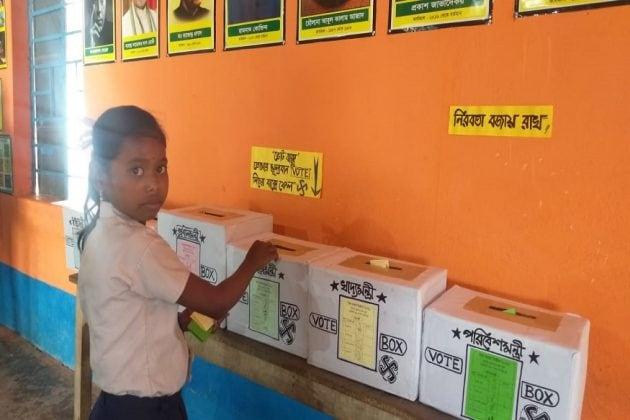 'প্রধানমন্ত্রী' নেহা, নতুন 'গণতন্ত্র' হরিপুরের সংসদে