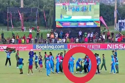 U19 WC: 'ছেলেরা আবেগপ্রবণ হয়েই হাতাহাতিতে জড়িয়েছিল...' ম্যাচ শেষে দুঃখপ্রকাশ বাংলাদেশ অধিনায়কের