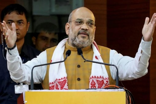 File photo of Union Home Minister Amit Shah.
