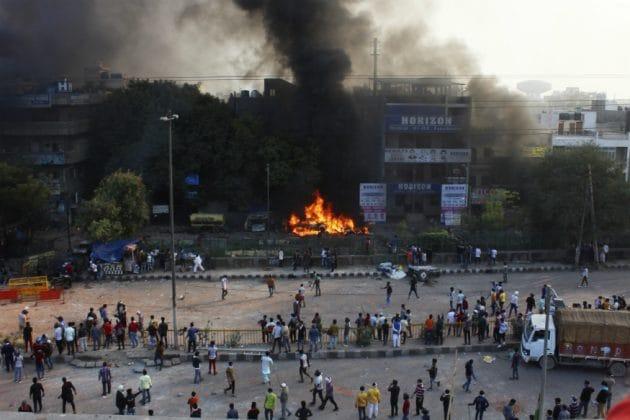 Delhi Violence: 'হিংসা সত্ত্বেও কোথায় ছিল পুলিশ? কী করছিল কেন্দ্রের গোয়েন্দা সংস্থা?' দিল্লি হিংসা নিয়ে ৬টি গুরুত্বপূর্ণ প্রশ্ন তুলল কংগ্রেস