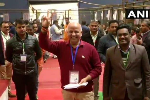 Delhi Election Result : শেষবেলায় বাজিমাত দিল্লির ডেপুটি মুখ্যমন্ত্রীর, রুদ্ধশ্বাস জয় আপ প্রার্থী মণীশ সিসোদিয়ার