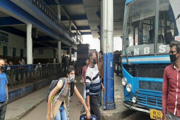 সর্দি, কাশি, জ্বর থাকলেই সরকারি বাসে নয়, শীঘ্রই আসছে হোর্ডিং