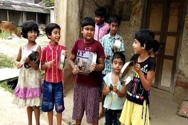 শঙ্খধ্বনি, উলুধ্বনি...জরুরি পরিষেবায় যুক্তদের অভিনন্দনে সামিল বর্ধমানও