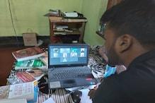 Exclusive: করোনা আতঙ্ক! সিলেবাস বাকি, রুটিন মেনে বাড়ি থেকে অনলাইনে ক্লাস নিচ্ছেন অধ্যাপক