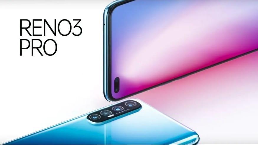 Oppo Reno 3 -তে Android 10 অপারেটিং সিস্টেমের উপরে চলবে কোম্পানির ColorOS 7 স্কিন। এই ফোনে রয়েছে একটি 6.৭ ইঞ্চির ফুল HD+ সুপার অ্যামলেড ডিসপ্লে। ফোনের ভিতরে রয়েছে MediaTek Helio P95 চিপসেট, সঙ্গে 12GB পর্যন্ত RAM ও 256GB স্টোরেজ।