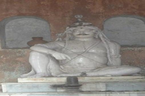 ঘুমন্ত মহাদেব