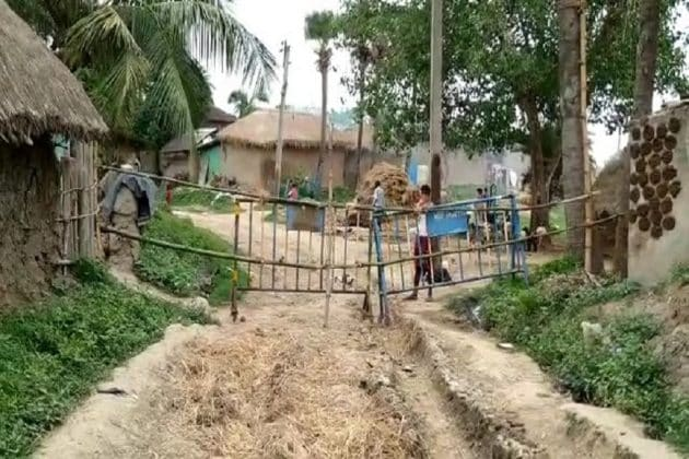 কন্টেইনমেন্ট জোন মঙ্গলকোটের নতুনহাট, ত্রস্ত এলাকার বাসিন্দারা