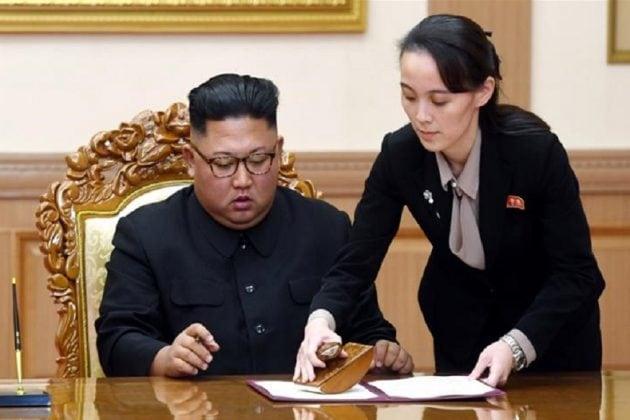 ছিলেন উত্তর কোরিয়ার শাসক হওয়ার দৌড়ে, দেখে নিন কেমন মানুষ কিমের বোন Kim Yo Jong