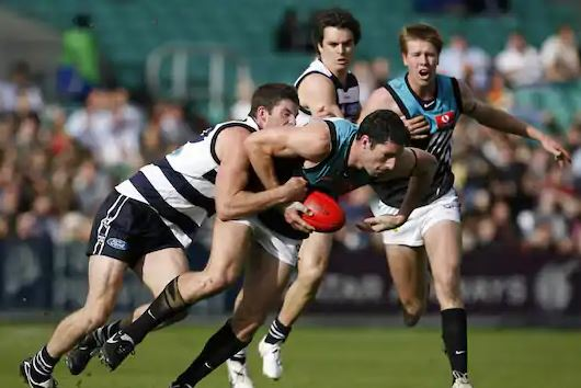 File image of Aussie Rules. (Photo Credit: Reuters)