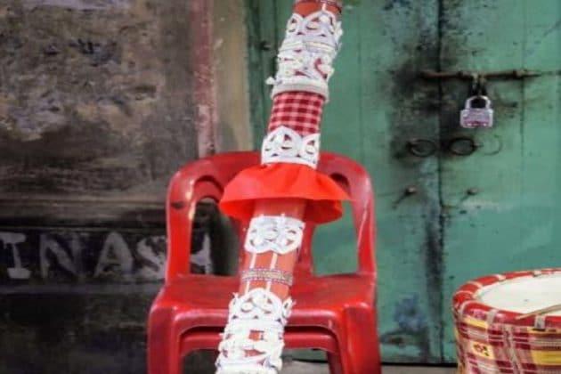 রথে হল না খুঁটিপুজো! দুর্গাপুজোর আনন্দও কি মাটি হবে? সিঁদুরে মেঘ দেখছে পুজো কমিটিগুলি