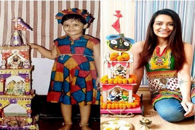 'রথের সেকাল-একাল' ! ছোটবেলার রথের ছবি শেয়ার করলেন টলি অভিনেত্রী প্রিয়াঙ্কা !