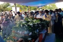 গান স্যালুটে শেষ বিদায় রাজেশকে, কান্নায় ভেঙে পড়লেন গ্রামবাসীরা
