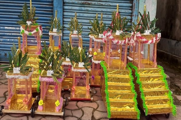 Rathyatra 2020| রথের বাজারে থাবা করোনার, আগুন দাম ছোটদের রথের