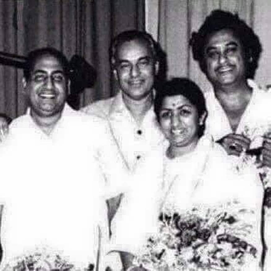 লতা মঙ্গেশকরের ও মহম্মদ রফির জুটিকে বলিউড ইতিহাসের শ্রেষ্ঠ জুটি ধরা হয়। তাঁরা ১৯৪৯ সালে 'বরসাত' ছবি থেকে শুরু করে একের পর এক ৫০০ এর বেশি গান একসঙ্গে গেয়েছেন। photo source Instagram