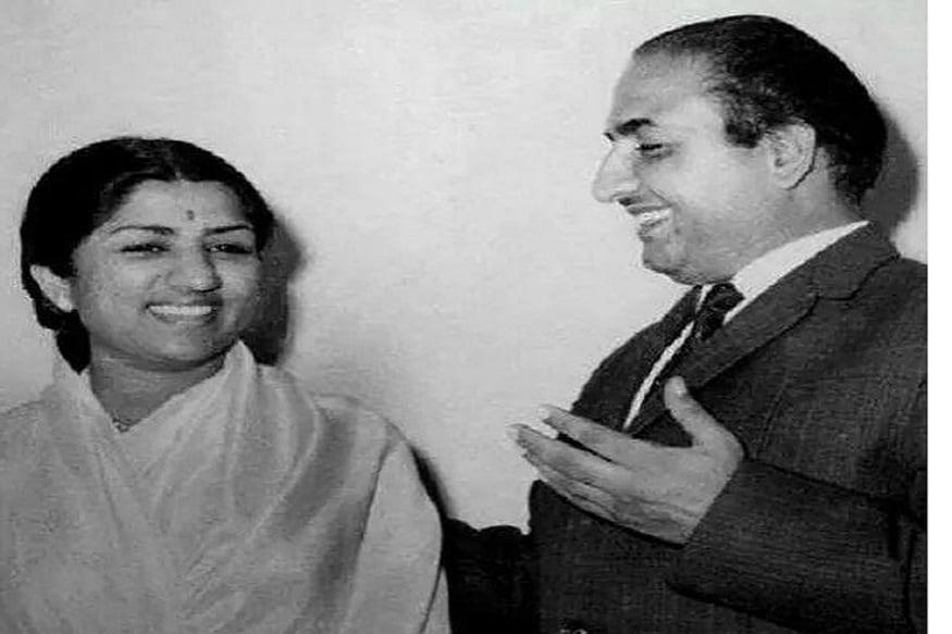 আজ মহম্মদ রফি সাহেবের মৃত্যুদিন। ১৯৮০ সালের ৩১ জুলাই প্রয়াত হয়েছিলেন তিনি। আজ তাঁর মৃত্যুবার্ষিকীতে শ্রদ্ধা জানালেন লতা মঙ্গেশকর। photo source Instagram