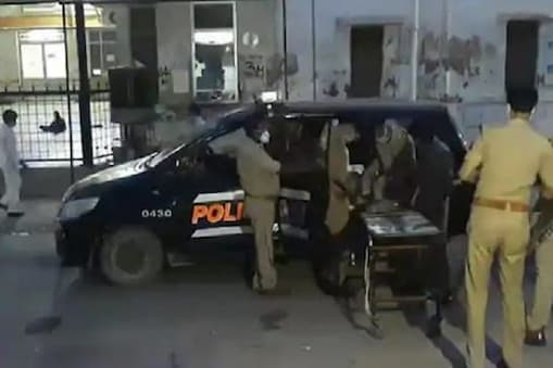 Eight policemen were killed while they were going to arrest notorious local criminal Vikas Dubey.