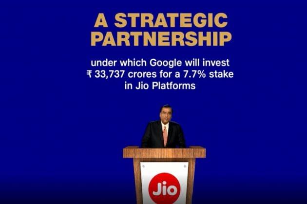 RIL AGM 2020   সস্তায় স্মার্টফোন, সবার হাতে ইন্টারনেট, উদ্যোগ Google ও Jio–র!