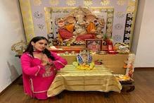 গণেশ চতুর্থীর ছবি পোস্ট করতেই সোশ্যাল মিডিয়ায় ব্যাপক ট্রোলড হলেন সারা আলি খান