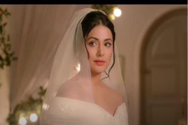 বিয়ের সাজে হিনা খান ! পাত্র কে ? সোশ্যাল মিডিয়ায় তুমুল ভাইরাল অভিনেত্রীর ভিডিও
